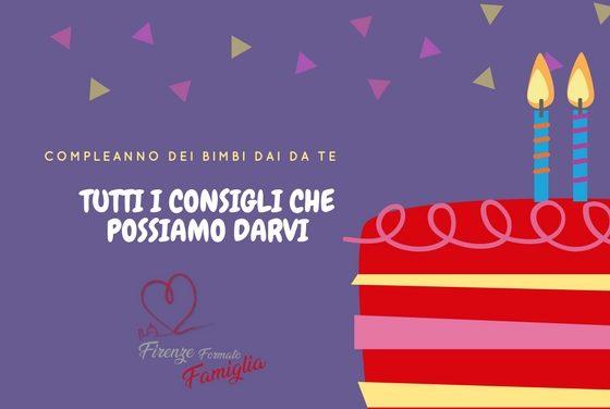 Feste di compleanno dei bambini: regalo, organizzazione, inviti, buffet e gestione