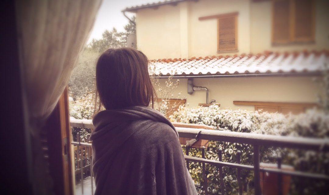 Fa freddo, ma freddo, freddo, su Firenze