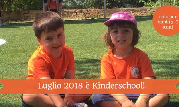 Centri estivi in inglese Firenze per bambini dai 3 ai 6 anni