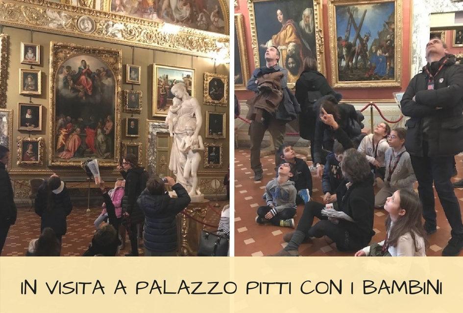A Palazzo Pitti con i bambini – Recensione di FFF