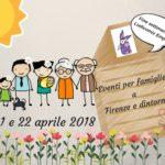 Eventi per famiglie Firenze 21 e 22 aprile 2018