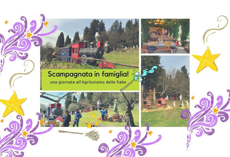 Vicino a Firenze c'è il Resort delle Fiabe per una scampagnata magica!
