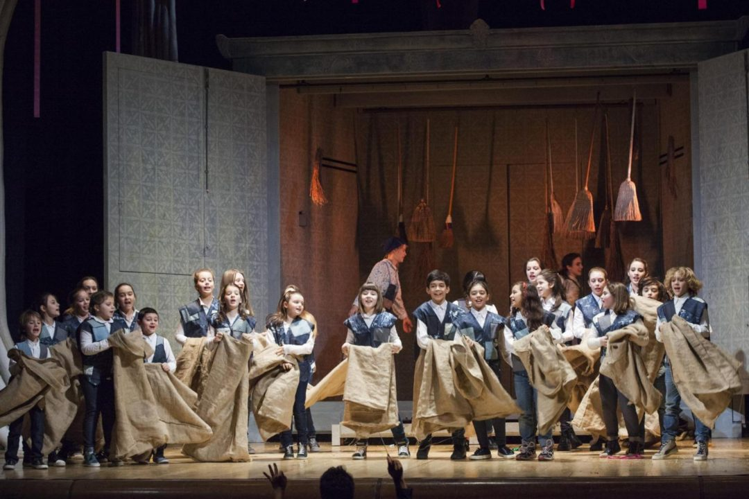 come entrare nel coro delle voci bianche del maggio musicale fiorentino
