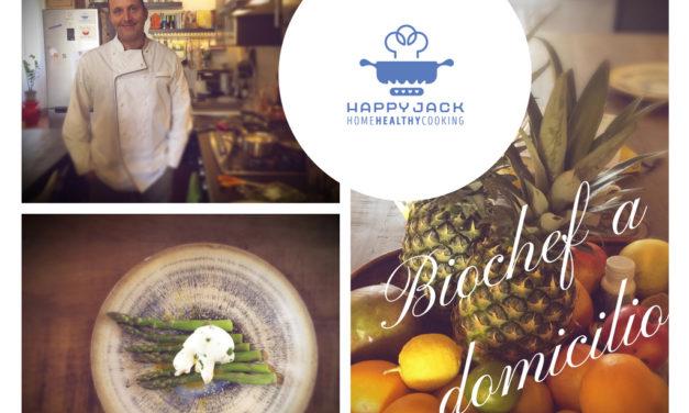 Happy Jack biochef, quando pensi a uno chef a domicilio a Firenze
