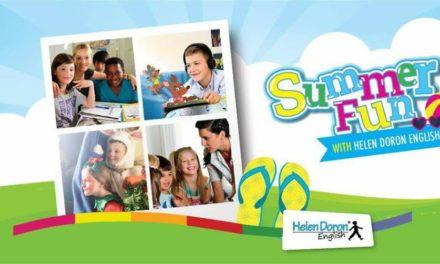 Centri estivi per bambini e ragazzi in inglese col metodo Helen Doron