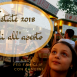 Estate 2018 locali all'aperto (anche) per bambini e famiglie