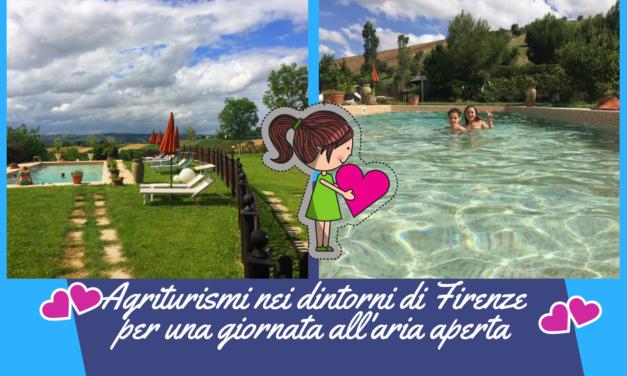 A caccia di agriturismi nei dintorni di Firenze con spazio per bambini