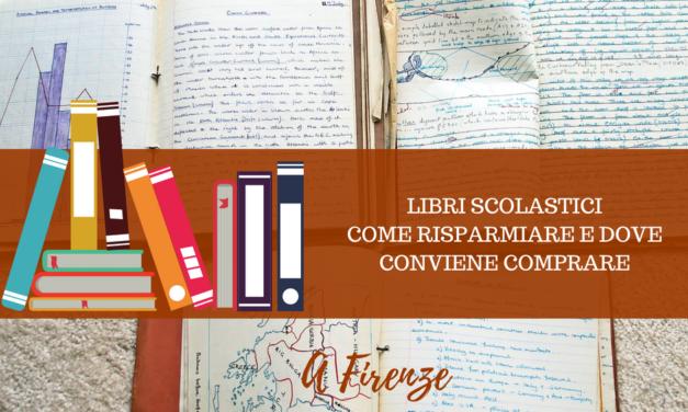 Libri scolastici come risparmiare e dove conviene comprare a Firenze