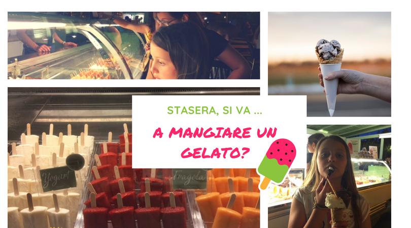 Andiamo a mangiare un gelato? Gelaterie artigianali a Firenze dove andare con i bambini