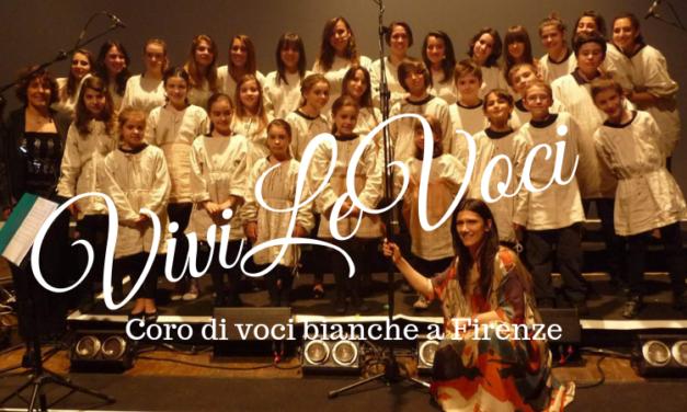 Coro per bambini a Firenze ViviLeVoci in zona Rifredi