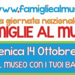 Giornata nazionale delle famiglie al Museo attività a Firenze