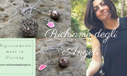 I gioielli chiama angeli originali sono solo quelli creati in Toscana!