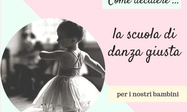 Danza classica per bambini cose da sapere prima di iscrivere i bambini