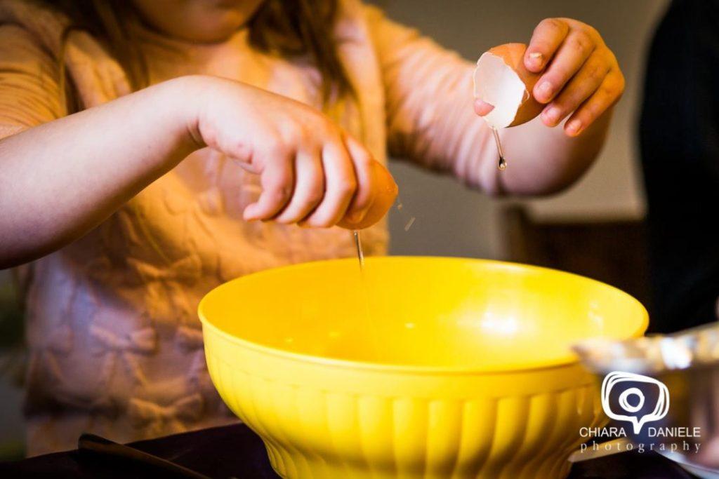 laboratorio di cucina per bambini a prato