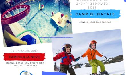 Un inverno con Bimbi in Movimento centri invernali Firenze