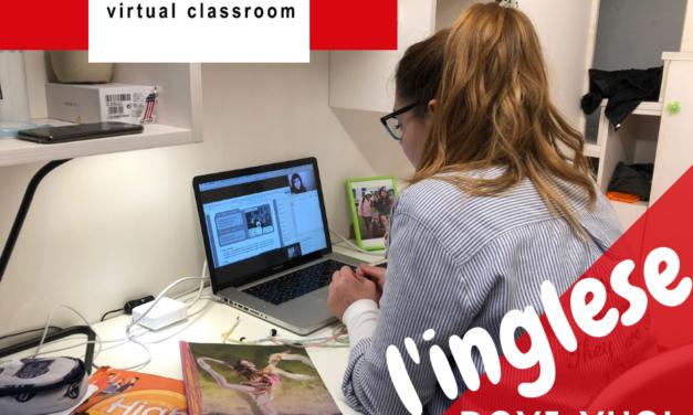 Virtual classroom con inlingua Firenze vi raccontiamo come funziona