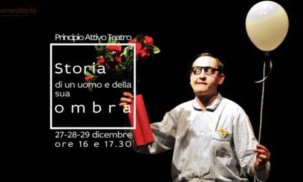 Storia di un uomo e della sua ombra a teatro per Natale