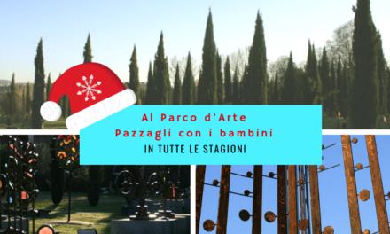 Al Parco Pazzagli atmosfera natalizia e tante attività per le famiglie