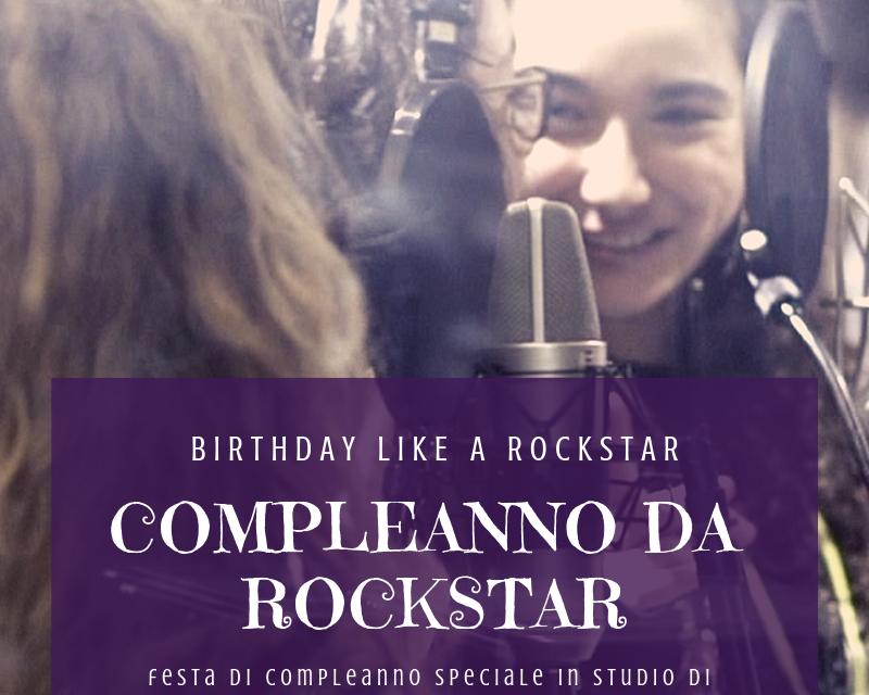 Festeggiare il compleanno come una rockstar a Firenze