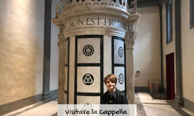 Visitare la Cappella Rucellai di Firenze con i bambini