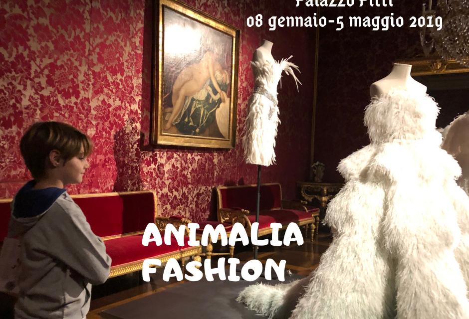 """Animalia Fashion: una mostra che vi farà provare """"meraviglia""""!"""