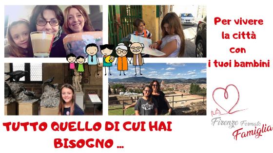 Blog per famiglie Firenze tutto quello che ti serve per  vivere Firenze con i bambini