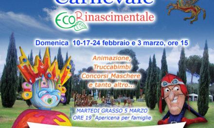 Carnevale 2019 al parco Pazzagli