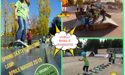 Corso di skateboard per bambini Firenze