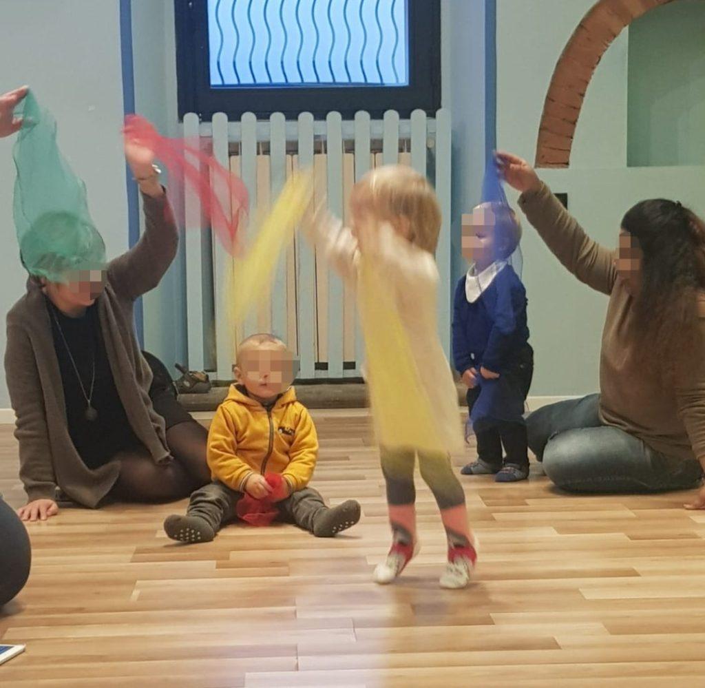 Musicoterapia preventiva per bambini a Firenze