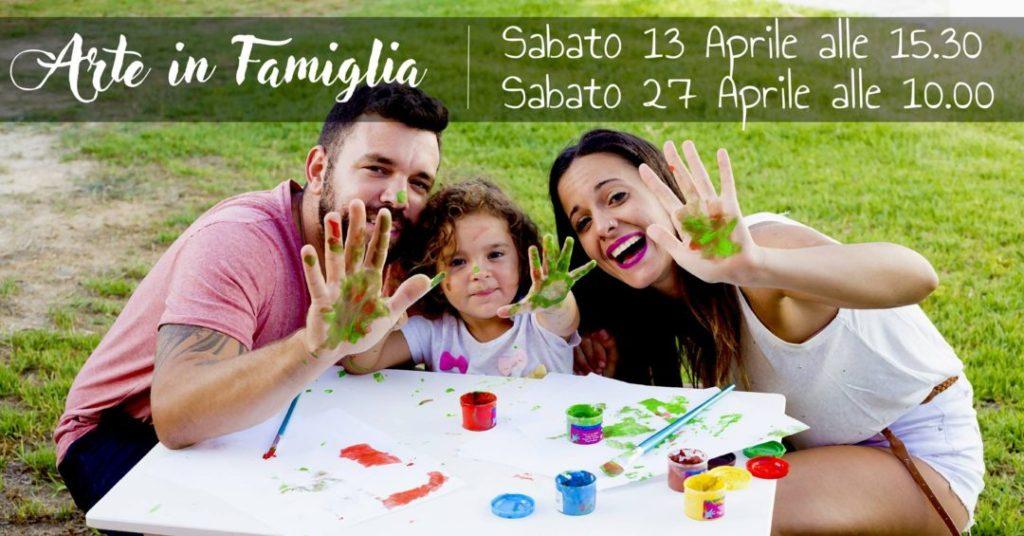 Arte in famiglia al Parco di Travalle