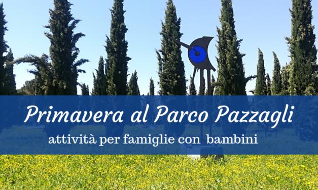 Eventi di primavera al Parco Pazzagli Firenze