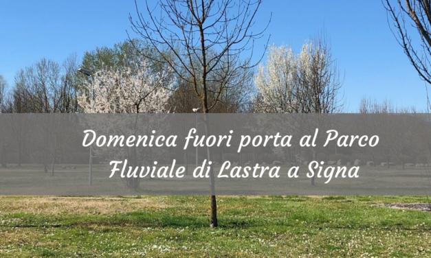 Al Parco fluviale di Lastra a Signa per una domenica in famiglia