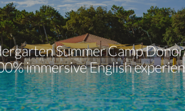 Summer Camp in inglese al mare -Donoratico, Toscana