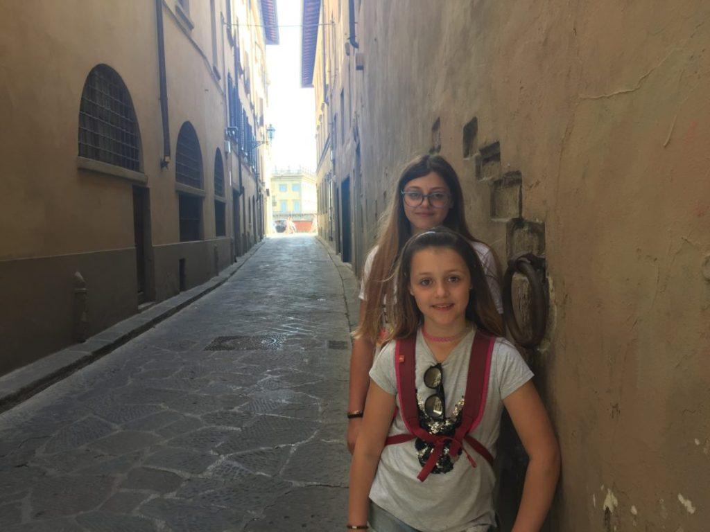 marzo con i bambini a Firenze