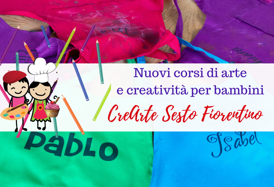 Corsi di arte per bambini firenze 2019 2020 le novit di for Corsi per arredatore d interni