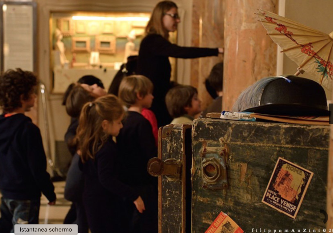 Attività per bambini di scoperta e gioco alla Pergola Firenze
